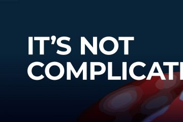 Promotional Banner: It's Not Complicated